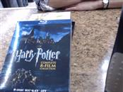 BLU-RAY BOX SET Blu-Ray HARRY POTTER COMPLETE 8-FILM COLLECTION